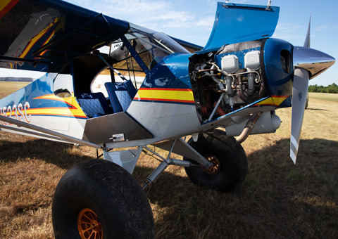 Legend Cub - Super Cub Restoration
