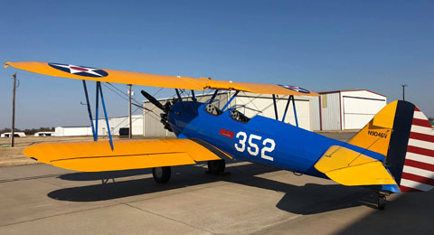 American Legend Aircraft Company - Stearman Restoration