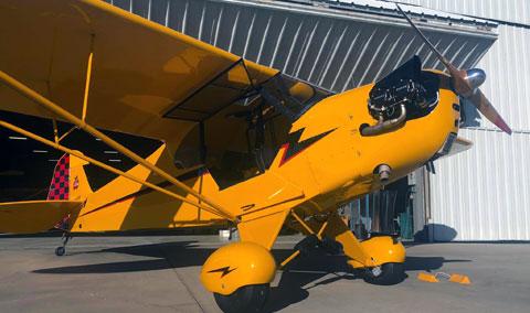 American Legend Aircraft Company - Piper J3 Cub Restoration