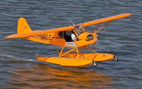 Amphibious Legend FloatCub
