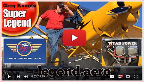 Legend Cub YouTube Channel