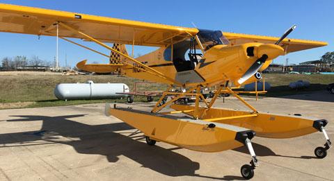 Legend AmphibCub - American Legend Aircraft Company