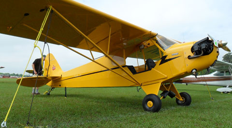 Legend Cub - Piper Cub