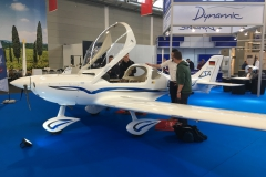 Aerospool of Slovakia produces the Dynamic WT9 side-by-side