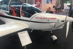 Fly Synthesis Texan EVO Turbo Italian style