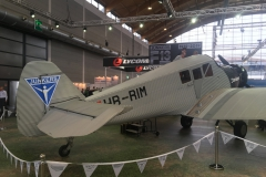 Junkers 100th anniversary F13, reproduction example #2, first was Rimowa in 2017