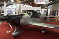 DR401 trainer from the French manufacturer Robin