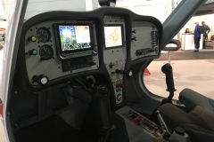 Remos GX equipped with Dynon Skyview and Flymap L