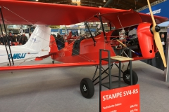 Stampe SV4-RS remake