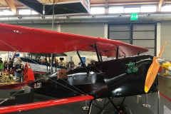 Rotax 912 powered Stampe