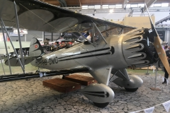 Another wonderful Waco YMF-5 example, Swiss registered