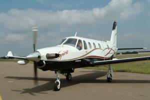 Ibis Aerospace Ae270 Spirit Propjet