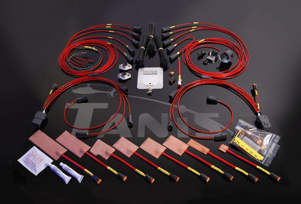 Tanis Rotorcraft Preheat System