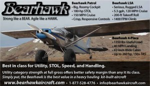 Bearhawk Aircraft Ad
