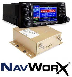 NavWorx ADS600-B with Garmin GNS 430