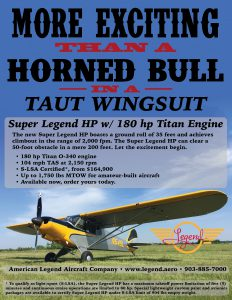 Super Legend HP Flyer