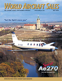 Ibis Aerospace Ae270 Spirit