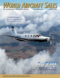 Ibis Aerospace Ae270 Propjet