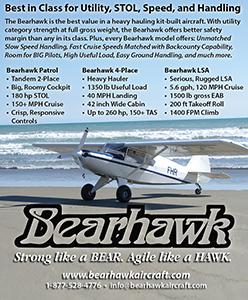 Bearhawk Aircraft - Sport Aviation Magazine