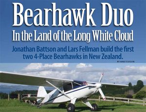 Bearhawk Duo in the Land of the Long White Cloud
