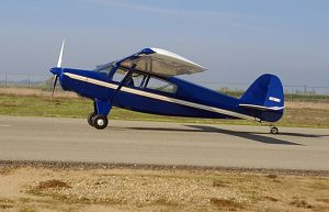 McElhoe Bearhawk LSA California
