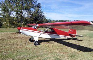 Way Bearhawk LSA Alabama