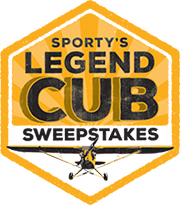 Sporty's Legend Cub Sweepstakes