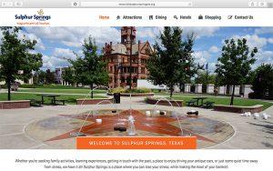 Sulphur Springs, Texas Department of Tourism