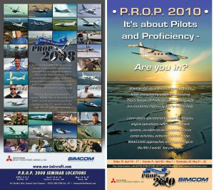 Pilots Review Of Proficiency Event Poster