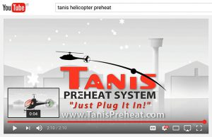 Tanis Helicopter Pre-heat