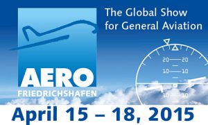 Aero Friedrichshafen - The Global Show for General Aviation