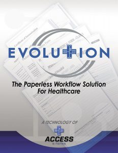 Access e-Forms Evolution Brochure