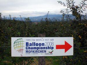 Balloon Championship Hofkirchen 2008