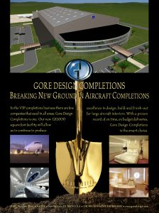 Gore Design Completions Groundbreaking Ad AIN