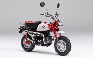 50 cc Honda Minibike