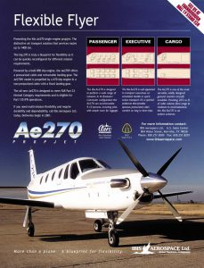 Ae270 Flexible Flyer
