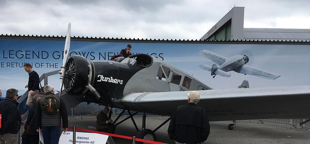 Rimowa-Junkers F13