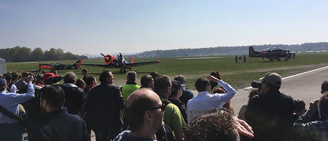 AERO-Flightshow 2017