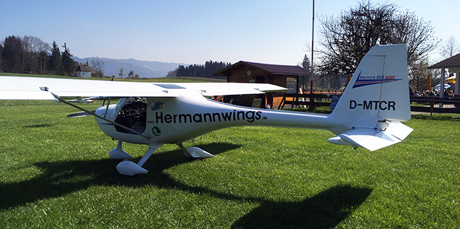 Hermann Wings Wildberg Airport