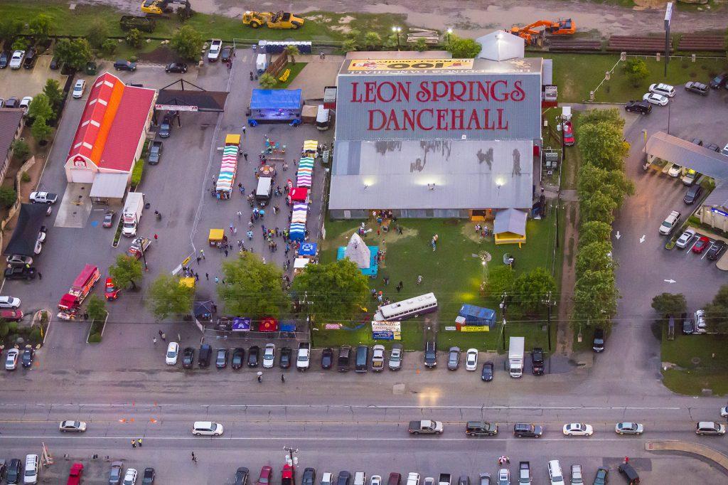 Leon Springs Night at Leon Springs Dancehall