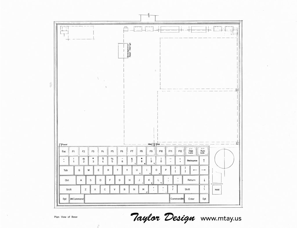 Mac Laptop Design by Mike Taylor