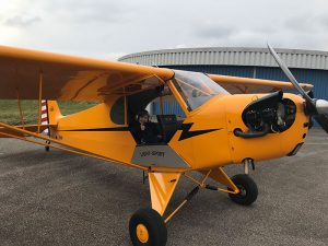 Legend Cub First Flight in Germany