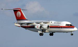 Meridiana BAe 146