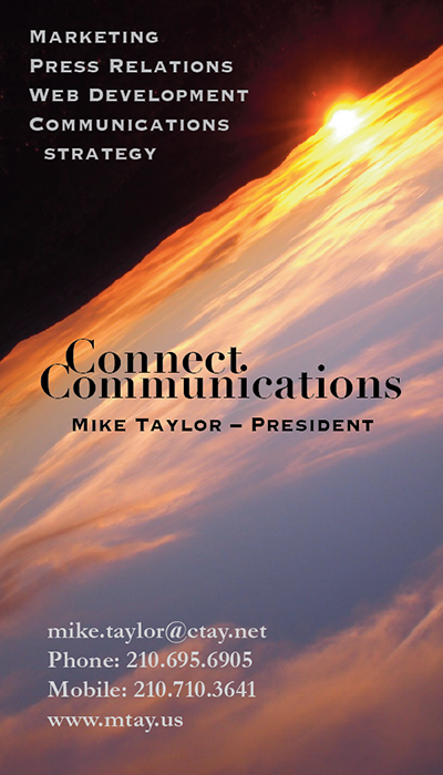 Connect Communications - Mike Taylor