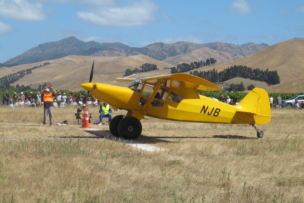 Bearhawk - New Zealand STOL Champion