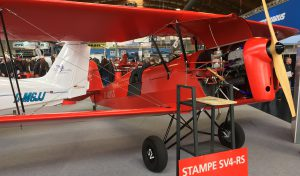 Ultralight Concept Stampe SV4-RS