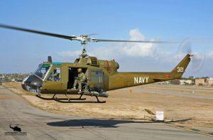 Wings and Rotors Air Museum UH-1