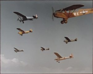 ALG Flying Liaison Aircraft Collection