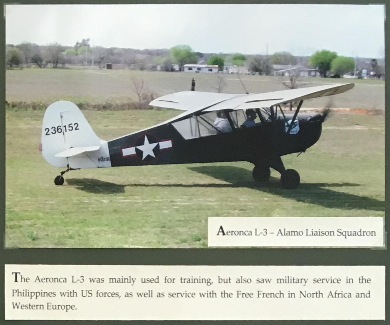 1942 Aeronca O-58B