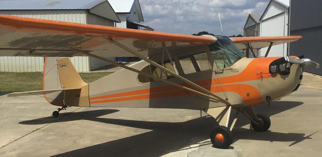 1942 Aeronca L-3 / O-58B